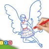 Video: Barbie Fairy from Barbie a Fairy Secret