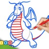 Video: Dragonite Pokemon from Dragons
