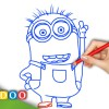Video: Minion Dave from Despicable Me