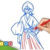 Video: Rukia Kuchiki from Bleach Manga