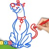Video: Scooby Doo from Dogs