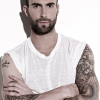 How to Draw Adam Levine, Famous Singers