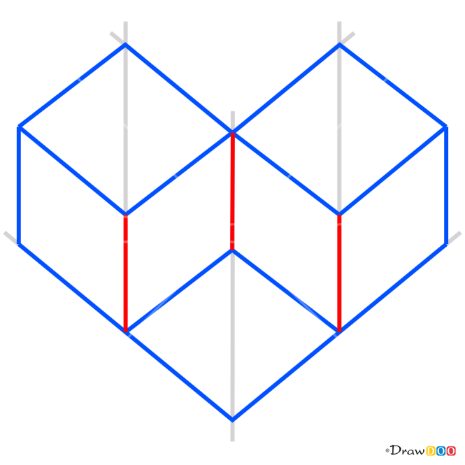 How to Draw Geometry Shape, 3D Objects
