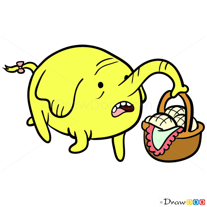 How to Draw Tree Trunks, Adventure Time