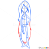 How to Draw Marceline, Adventure Time