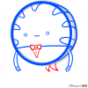 How to Draw Peppermint Butler, Adventure Time