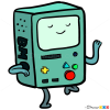 How to Draw BMO, Adventure Time