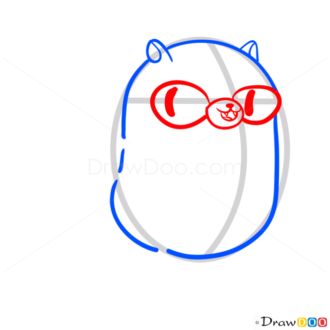 How to Draw Cat Cake, Adventure Time