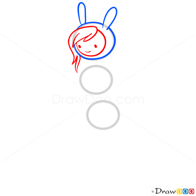 How to Draw Fionna, Adventure Time