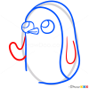 How to Draw Gunter, Adventure Time