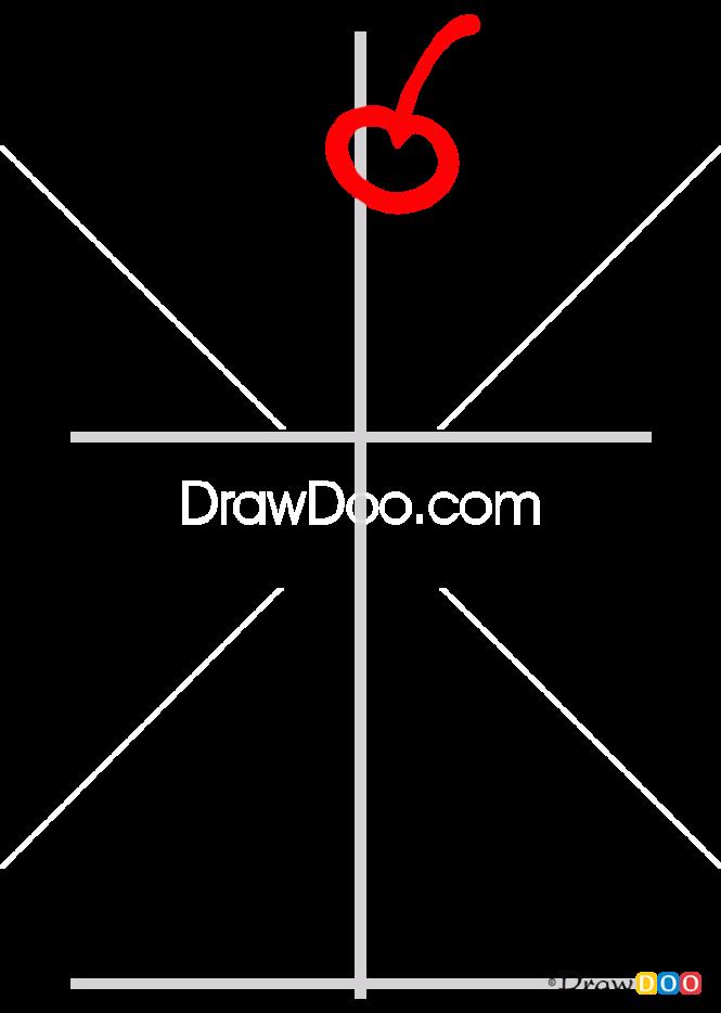How to Draw I, Alphabet for Kids