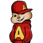 How to Draw Alvin Seville, Alvin and Chipmunks