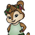 How to Draw Eleanor Miller, Alvin and Chipmunks