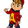 How to Draw Alvie, Alvin and Chipmunks