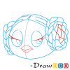 How to Draw Princess Leia, Angry Birds