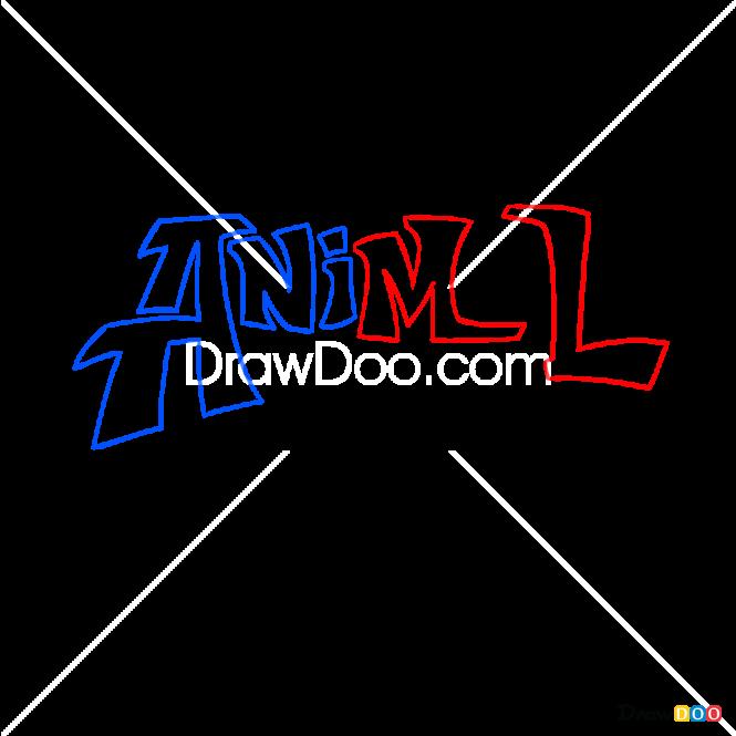 How to Draw Logo, Animal Jam