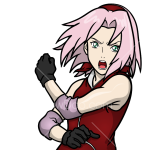 How to Draw Sakura Haruno, Anime Girls