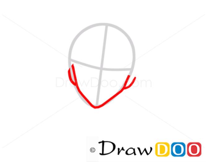 How to Draw Hei, Darker than Black, Anime Manga