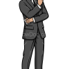 How to Draw Sterling Archer, Archer