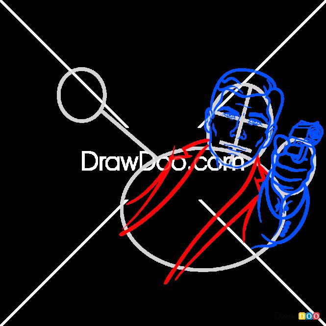 How to Draw Archer, Archer