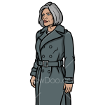 How to Draw Malory Archer, Archer