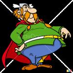 How to Draw Vitalstatistix, Asterix and Obelix