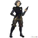 How to Draw Lin Beifong, Avatar