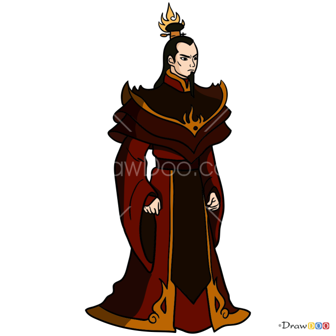 How to Draw Ozai, Avatar