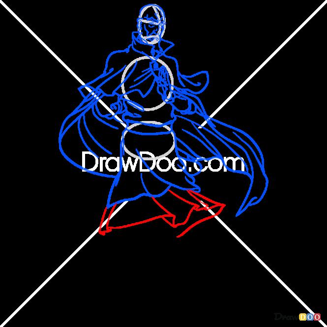 How to Draw Tenzin, Avatar