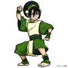 How to Draw Toph, Avatar