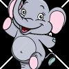How to Draw Baby Elephant, Baby Animals