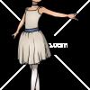 How to Draw Ballerina Felicie, Ballerina