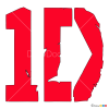 How to Draw One Direction, Bands Logos