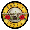 How to Draw Guns n Roses, Bands Logos