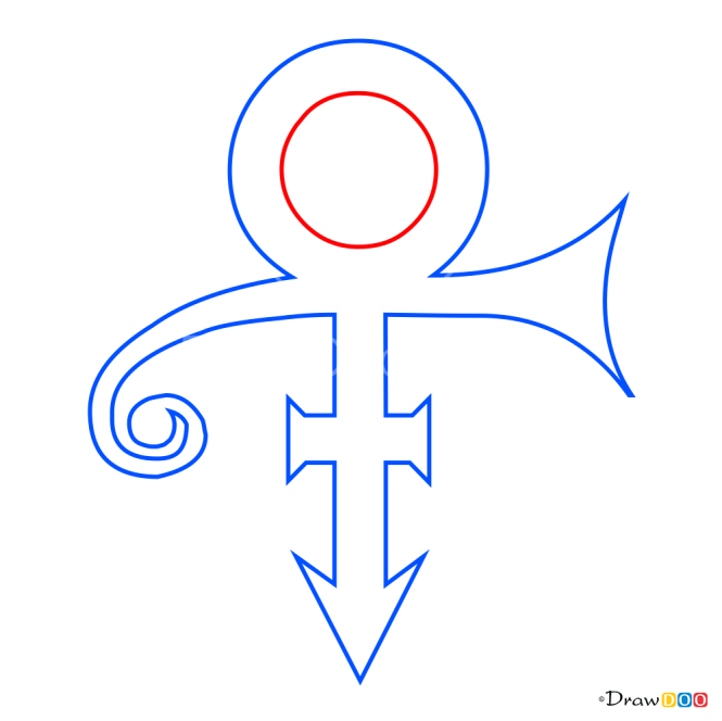 How to Draw Prince, Bands Logos