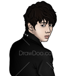 How to Draw Jin, Bangtan Boys