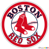 How to Draw Boston Red Sox, Baseball Logos