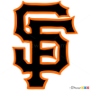 How to Draw San Francisco Giants, Baseball Logos