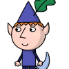 How to Draw Ben Elf, Ben and Holly Little Kingdom