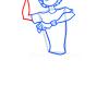 How to Draw Ben Tennyson, Ben 10