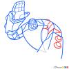 How to Draw Bloxx, Ben 10