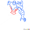 How to Draw Khyber The Huntsman, Ben 10