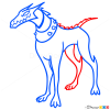How to Draw Khyber Dog, Ben 10