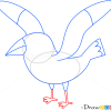 How to Draw Seagull, Birds
