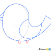 How to Draw Bird Of Paradise, Birds