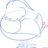 How to Draw Mandarin Duck, Birds