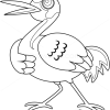 How to Draw Stork, Birds