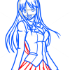 How to Draw Orihime Inoue, Bleach Manga