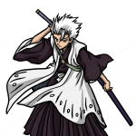 How to Draw Toshiro Hitsugaya, Bleach Manga