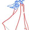 How to Draw Byakuya Kuchiki, Bleach Manga